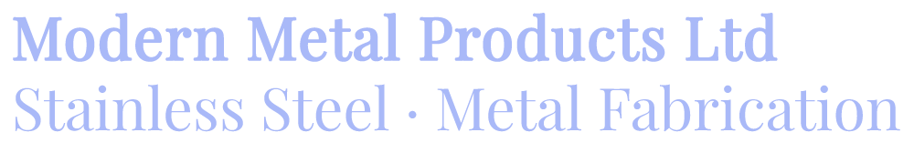 Modern Metal Products Ltd.